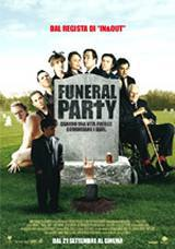 locandina del film FUNERAL PARTY