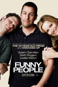 locandina del film FUNNY PEOPLE