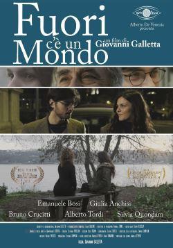 locandina del film FUORI C'E' UN MONDO