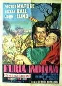 locandina del film FURIA INDIANA
