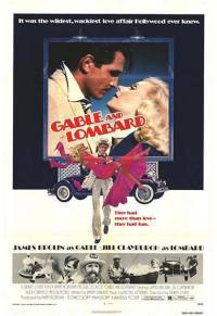 locandina del film GABLE & LOMBARD: UN GRANDE AMORE