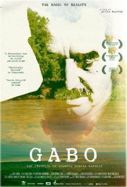 locandina del film GABO - IL MONDO DI GARCIA MARQUEZ
