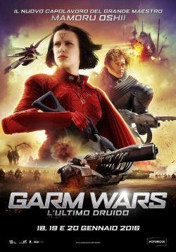locandina del film GARM WARS: L'ULTIMO DRUIDO