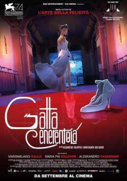 locandina del film GATTA CENERENTOLA