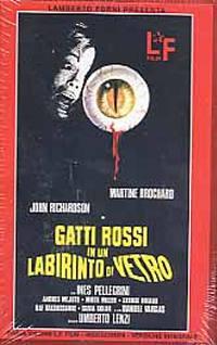 Gatti Rossi In Un Labirinto Di Vetro (1974)