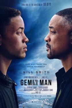 locandina del film GEMINI MAN