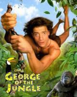 locandina del film GEORGE RE DELLA GIUNGLA...?