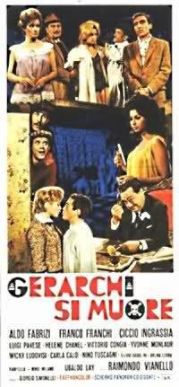 Gerarchi Si Muore (1961)