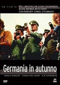 locandina del film GERMANIA IN AUTUNNO