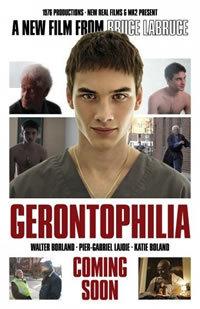 locandina del film GERONTOPHILIA