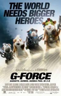locandina del film G-FORCE: SUPERSPIE IN MISSIONE