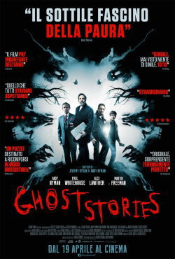 locandina del film GHOST STORIES