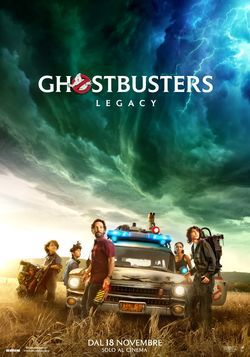 locandina del film GHOSTBUSTERS: LEGACY