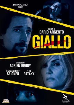 locandina del film GIALLO/ARGENTO