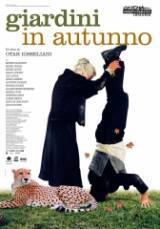 locandina del film GIARDINI IN AUTUNNO