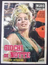 locandina del film GIOCHI DI NOTTE