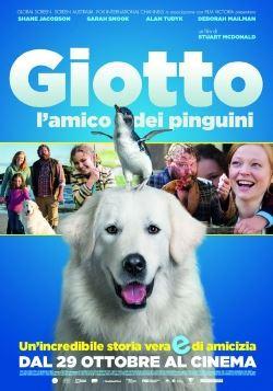 locandina del film GIOTTO, L'AMICO DEI PINGUINI