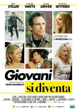 locandina del film GIOVANI SI DIVENTA