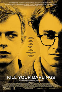 locandina del film GIOVANI RIBELLI - KILL YOUR DARLINGS