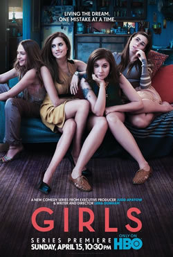 locandina del film GIRLS - STAGIONE 1
