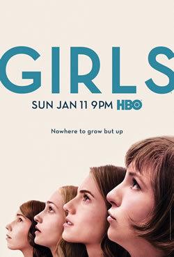 locandina del film GIRLS - STAGIONE 4