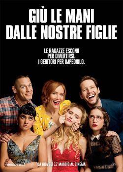 locandina del film GIU' LE MANI DALLE NOSTRE FIGLIE