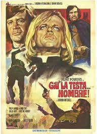 locandina del film GIU' LA TESTA... HOMBRE!