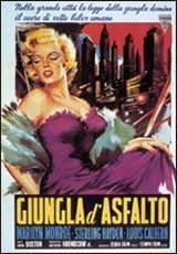 locandina del film GIUNGLA D'ASFALTO