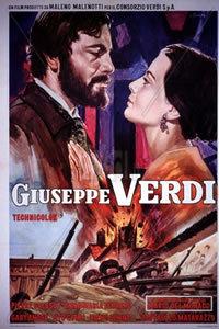 locandina del film GIUSEPPE VERDI