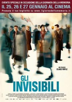 locandina del film GLI INVISIBILI (2018)