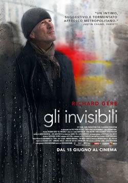 locandina del film GLI INVISIBILI