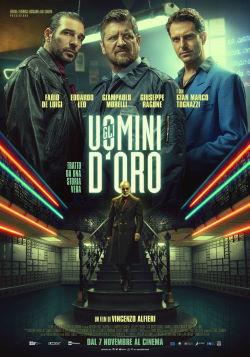 locandina del film GLI UOMINI D'ORO