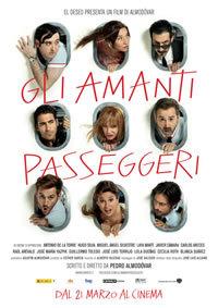locandina del film GLI AMANTI PASSEGGERI
