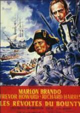 locandina del film GLI AMMUTINATI DEL BOUNTY