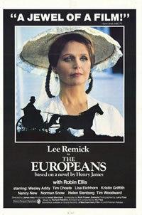 locandina del film GLI EUROPEI