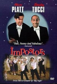 locandina del film GLI IMBROGLIONI (1998)