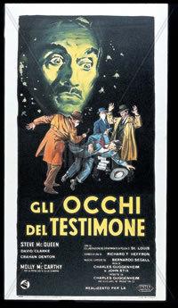 locandina del film GLI OCCHI DEL TESTIMONE (1959)