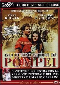 locandina del film GLI ULTIMI GIORNI DI POMPEI