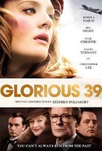 locandina del film GLORIOUS 39