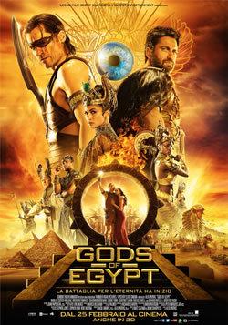 locandina del film GODS OF EGYPT