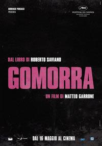 locandina del film GOMORRA
