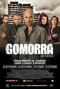 locandina del film GOMORRA - STAGIONE 1