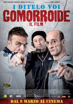 locandina del film GOMORROIDE