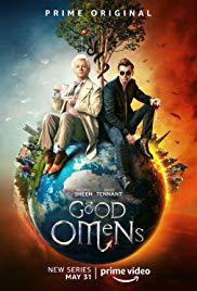 locandina del film GOOD OMENS - STAGIONE UNO