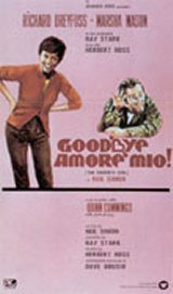 locandina del film GOODBYE AMORE MIO!