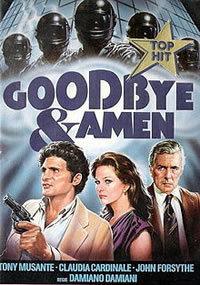 locandina del film GOODBYE E AMEN - L'UOMO DELLA CIA