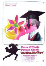 locandina del film GOODBYE MR.CHIPS