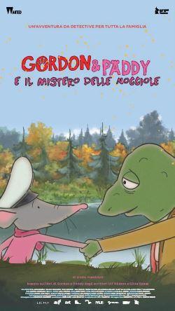 locandina del film GORDON & PADDY E IL MISTERO DELLE NOCCIOLE