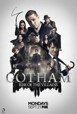 locandina del film GOTHAM - STAGIONE 2