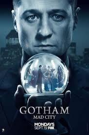 locandina del film GOTHAM - STAGIONE 3